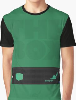 The Box by Pied piper Graphic T-Shirt