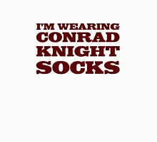 Conrad Knight Socks Unisex T-Shirt
