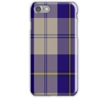 01500 Torridon Saphire Fashion Tartan  iPhone Case/Skin