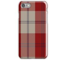 01498 Torridon Cherry Fashion Tartan  iPhone Case/Skin