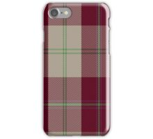 01497 Torridon Burgundy Fashion Tartan iPhone Case/Skin