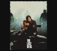 The Last of Us grown ellie by zuber