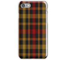 01496 Torana Fashion Tartan iPhone Case/Skin