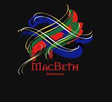 MacBeth - Prefer your gift on Black/White tell us at info@tangledtartan.com  Unisex T-Shirt