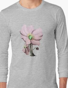 As She Blossoms Long Sleeve T-Shirt