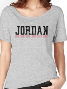 Michael Jordan Championship years  Women's Relaxed Fit T-Shirt