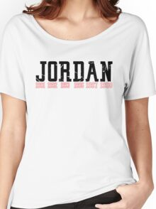 Michael Jordan Championship years  Women's Relaxed Fit T-Shirt
