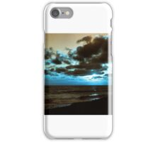 Blue Sunset San Diego iPhone Case/Skin
