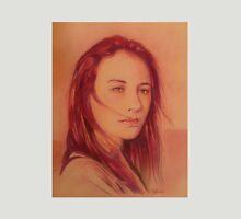 'Through the Violets.' A Tori Amos Portrait Unisex T-Shirt