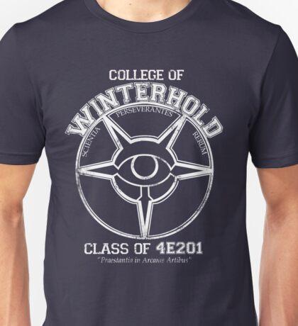 Winterhold College Graduate Unisex T-Shirt