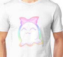 Shyla Kawaii - Marshmallow Ghostie Unisex T-Shirt