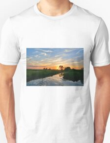 Cirrus Evening Unisex T-Shirt