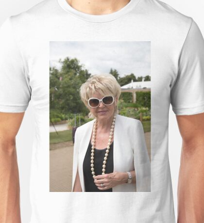 Gloria Hunniford  Unisex T-Shirt