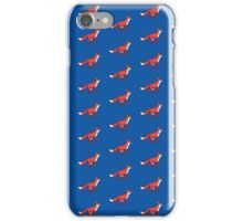 Stargazing - Fox in the Night iPhone Case/Skin