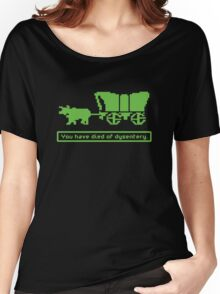 The Oregon Trail Women's Relaxed Fit T-Shirt