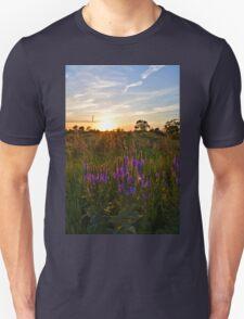 Looseleaf Sunset Unisex T-Shirt