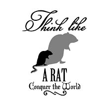Think like Rat by vivendulies