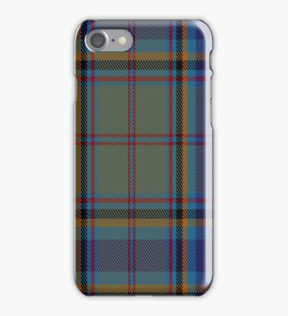 01486 Thousand Islands Fashion Tartan  iPhone Case/Skin