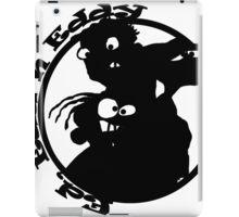 Ed-Edd-Eddy n BLACK iPad Case/Skin
