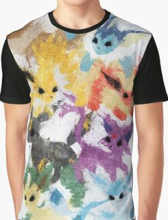 Eeveelutions Graphic T-Shirt