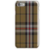 01485 Thomson Camel (Jedburgh Mills) Fashion Tartan  iPhone Case/Skin