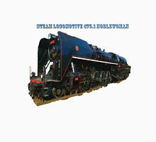 Steam locomotive 475.1 noblewoman Unisex T-Shirt