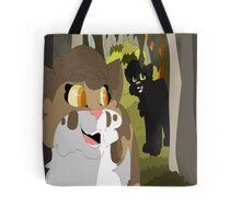 Hollyleaf and Leafpool Tote Bag