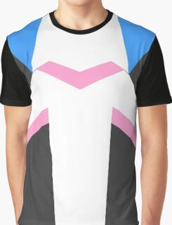 Paladin Armor - Pink Graphic T-Shirt