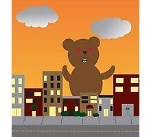 Monster Bear Photographic Print