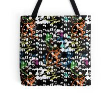 Portland Tags Tote Bag