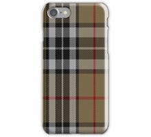 01484 Thomson Camel Fashion Tartan  iPhone Case/Skin