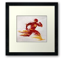 Speed v.2 Framed Print