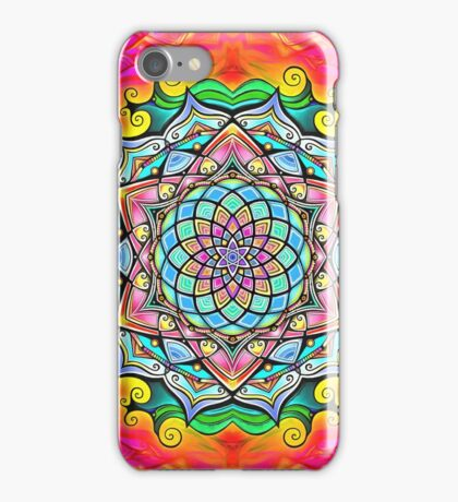 Mandala HD 2 iPhone Case/Skin