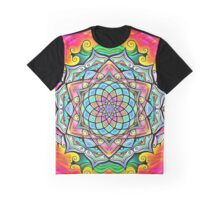 Mandala HD 2 Graphic T-Shirt