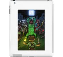 Minecraft Monsters iPad Case/Skin