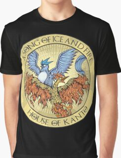Song of Ice and Fire Graphic T-Shirt