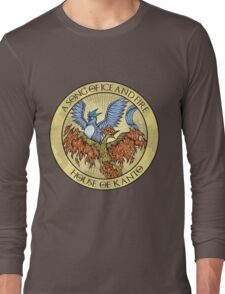 Song of Ice and Fire Long Sleeve T-Shirt