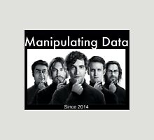Silicon Valley: Manipulating Data Unisex T-Shirt