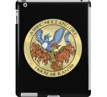 Song of Ice and Fire iPad Case/Skin