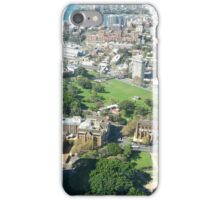 Sydney From Centrepoint Tower iPhone Case/Skin