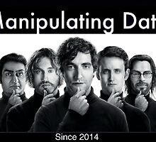 Silicon Valley: Manipulating Data by AndyMag