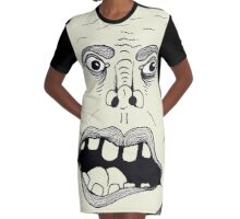 Bugs bug bugs Graphic T-Shirt Dress