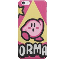 Kirby Normal iPhone Case/Skin