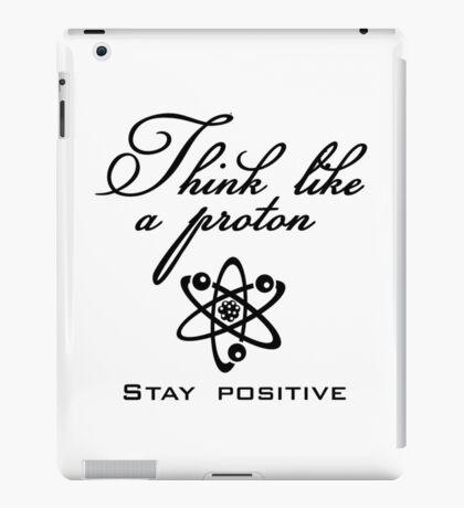 Think like a proton VRS2 iPad Case/Skin