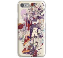 High School Detective iPhone Case/Skin