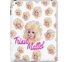 Trixie Mattel- Barbie Pattern iPad Case/Skin