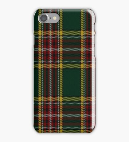 01577 Anthony Plaid Stewart Fashion Tartan  iPhone Case/Skin