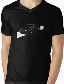 E30 Retro Mens V-Neck T-Shirt