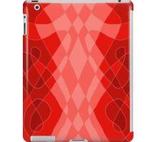 Scarlet Stitching iPad Case/Skin