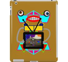 Somebody Bought a New TV! iPad Case/Skin